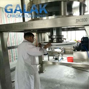 Dynamic Axial Compression Column manufacture