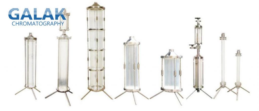 glass liquid chrmaotography column