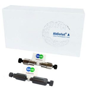 Protein A affinity Chromatography HPLC Column mab antibody analysis